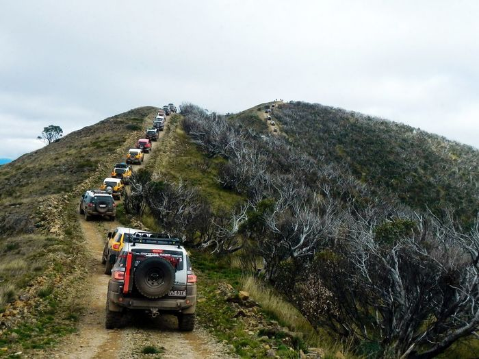 4x4 Fjcruiser Toyota Fjcc Let's Go. Together. Outdoors Bluerag Mountain Nature