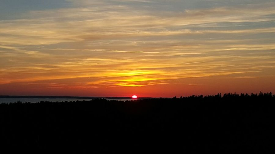 Sunset Hakuna