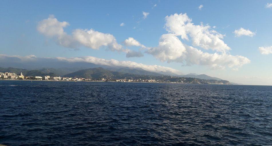 Cityscape Outdoors Water Sea Cloud - Sky Day Albissola Marina