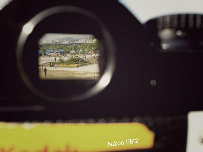 NikonFM2 한강공원