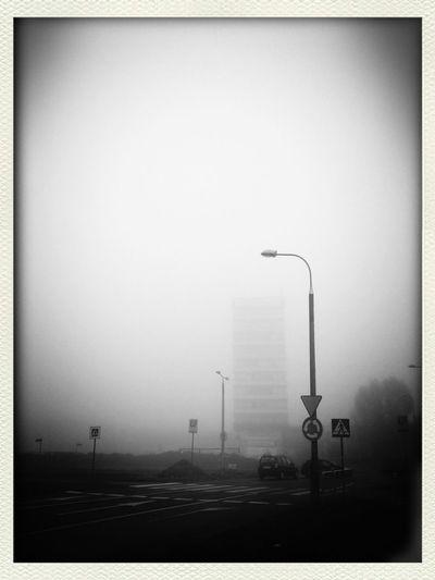 Iście mgliście