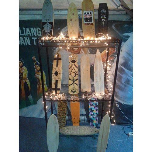 Close Up! ElBalasyk Cruiseandpose Display Art Cruiser Board @ICE 6th