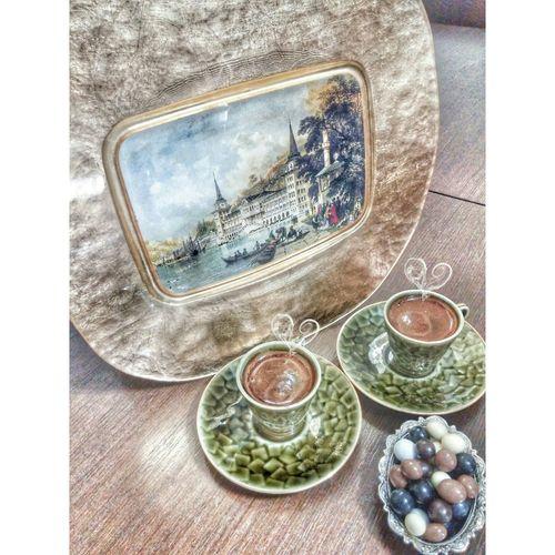 Türkiye Istanbul Turkiye Hi! Turkish Design In Istanbul Sunumonemlidir Turkkahvesicandir Türkkahvesi Turkishcoffee