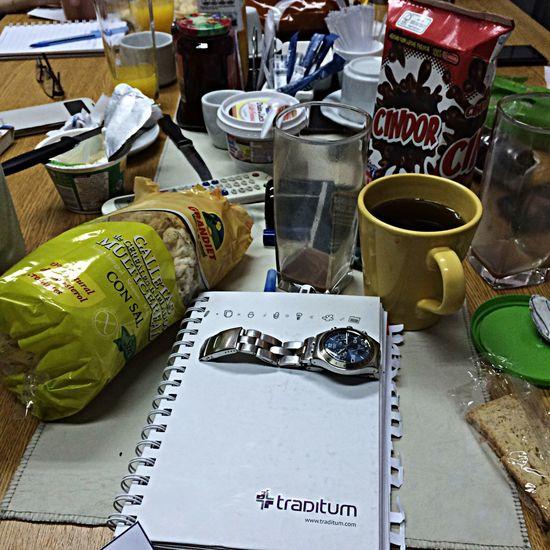 Breakfast Working Cindor