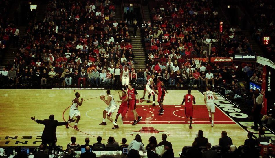 NBA Chicago Bulls Basketball USA Chicago Sports Event Profi
