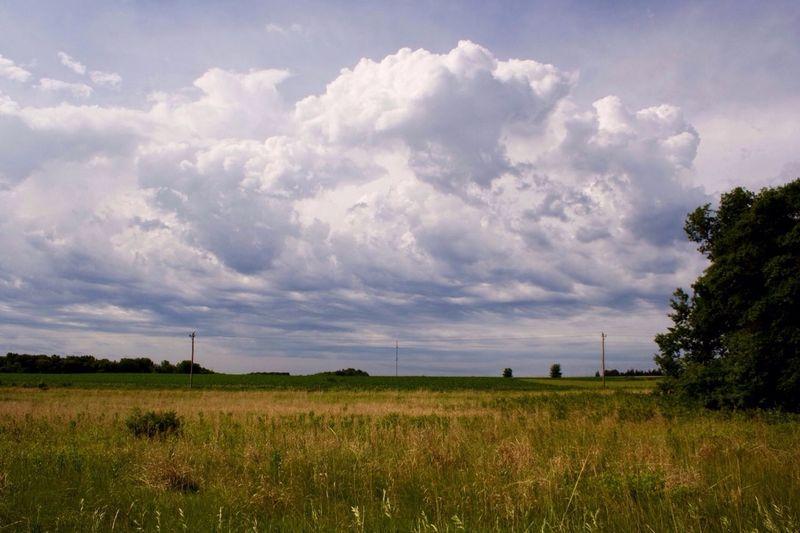 Cloud Porn Clouds Field