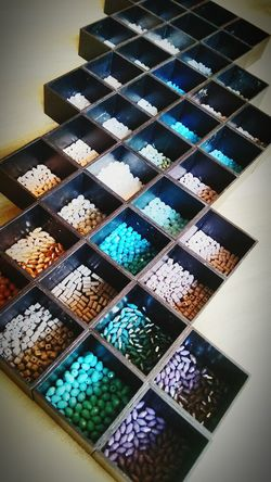 Beautifully Organized Jewelry Making Kraaltjes Enzo