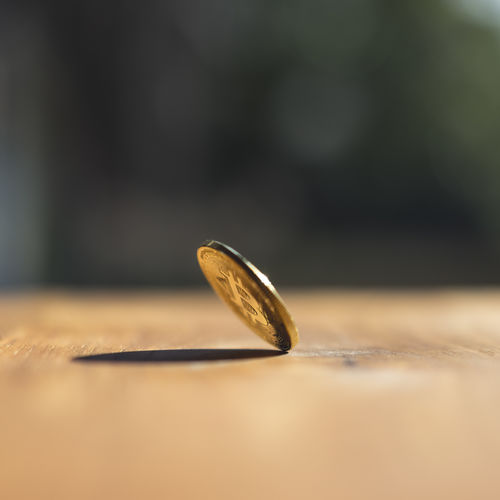 BIP 148 BTC Bright Reflection Stock Photo Bitcoin Bitcoin Stock Bitcoin Stock Photo Blockchain Btc Stock Close-up Coin Cryptocurrency Fall Falling Bitcoin Falling Coin Gold Btc Golden Bitcoin Golden Btc Macro No People Selective Focus Shadow Spinning Bitcoin Table