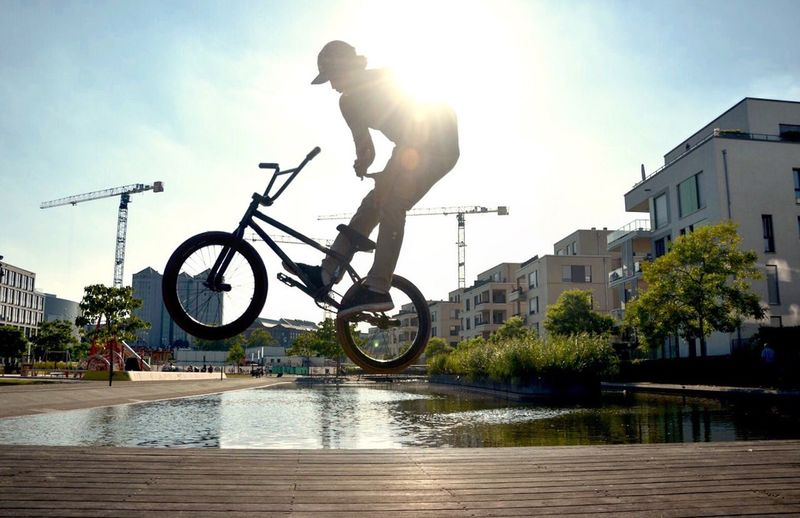 """Barspin"" Bmx Cycling Lifestyles"