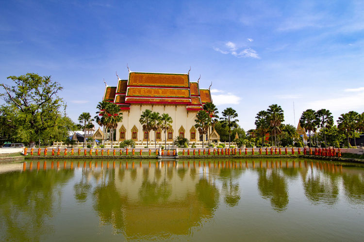 Buddhism Culture Meditation Time Meditation Place Buddhist Monks Buddhist Temple Medium Group Of People Novice Monk Thai Culture