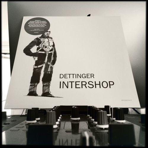 Finally mine on vinyl! Black & White Vinyl Recordstoreday Kompakt Records