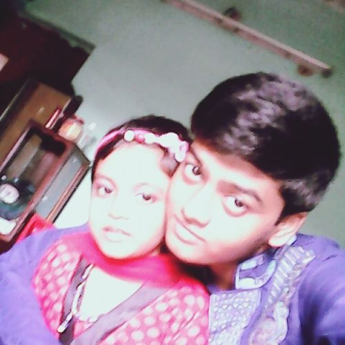 Me with my sewwt sis First Eyeem Photo
