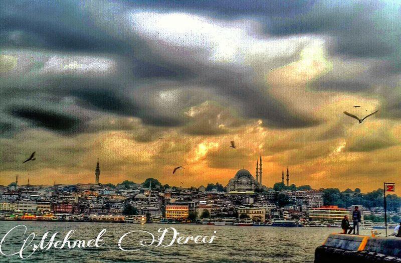 Istanbul Turkey Sea And Sky Sunset EyeEm