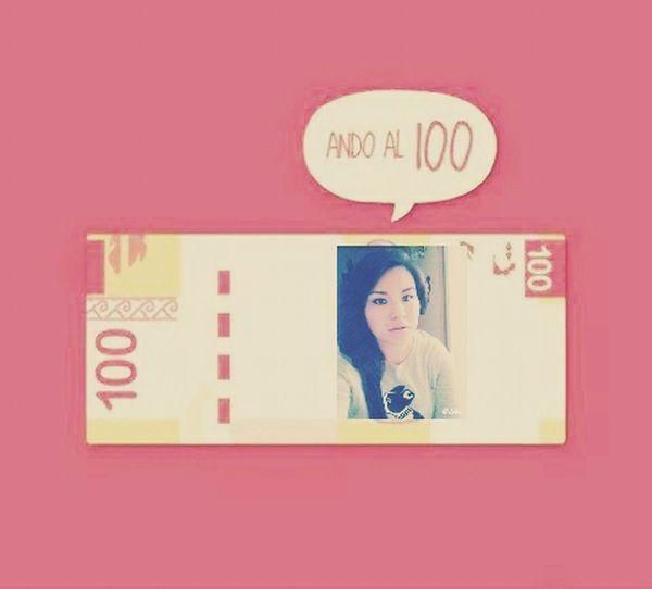 Feliz y al 100