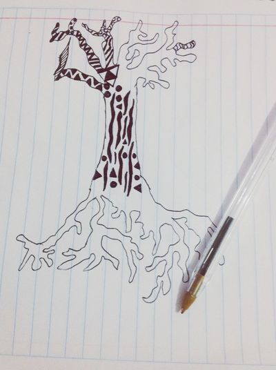 Geometry tree Drawing Trees