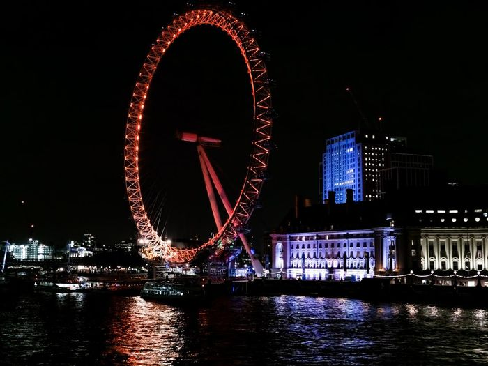 The Thames at