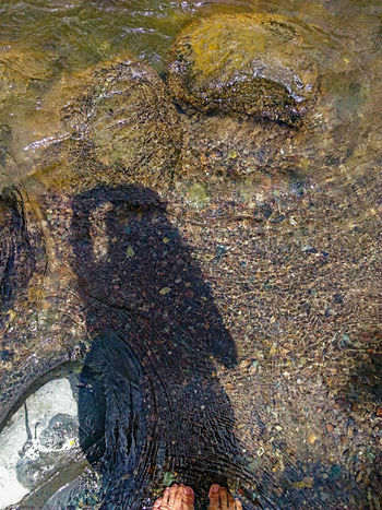 Breakthemold Water River Shadow Diversity Art Photography Nature One Person Art Is Everywhere Lifestyles Courage Story Moment Livelife Break The Mold Break The Mold