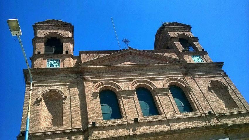 Iglesia Santarosa Rio Primero Córdoba