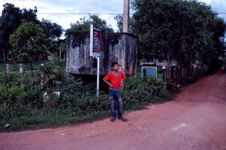 Buffalo Soldier Cambodia