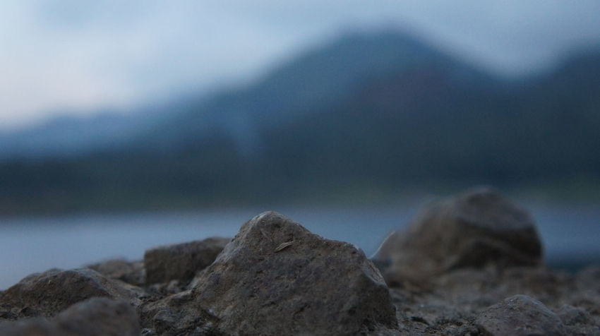 silent witness Land Landscape Nature No People Outdoors Rock Rock - Object Solid Water