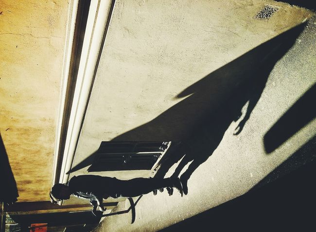 VSCO Streetphotography Shadow Sharkman