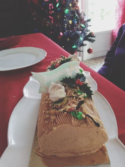 🎄😋 Christmastime ChristmasCake First Eyeem Photo