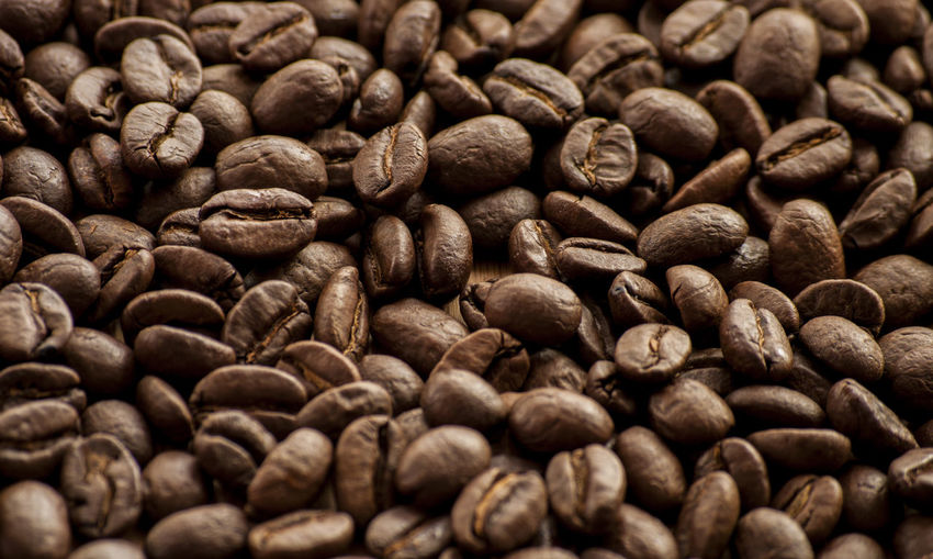Backgrounds Brown Close-up Coffee Bean Day Food Food And Drink Freshness Full Frame Nature No People Outdoors Raw Coffee Bean Still Life