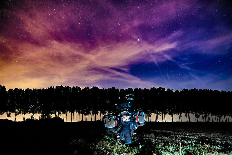 Motorcycle Photography Star - Space Astronomy Sky Galaxy Constellation Night Motorrad BMW Motorrad BMWMotorrad Bmw Motorcycle Adventure BMW R1200GS GSW Nature Bmwmotorsport Motorsportphotography Motorbike Endurobike Landscape Motorcycle Motorcycles Outdoors Motor Bike Enduro