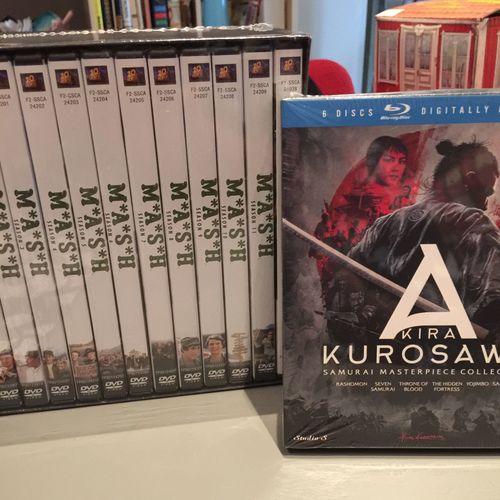Next years entertainment needs are in place. Mash Kurosawa