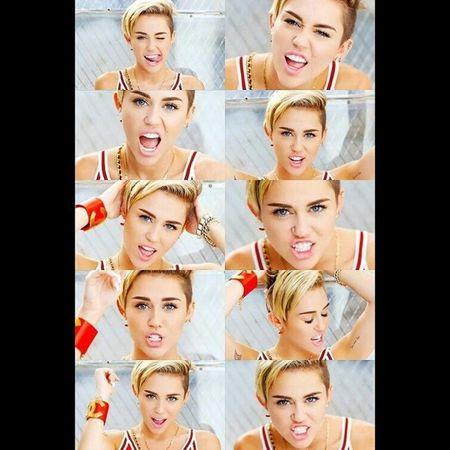 The bae? Mileycyrus Mylove Bangerz Babygurl wreckingball fuckyeahdublin wecantstop werk