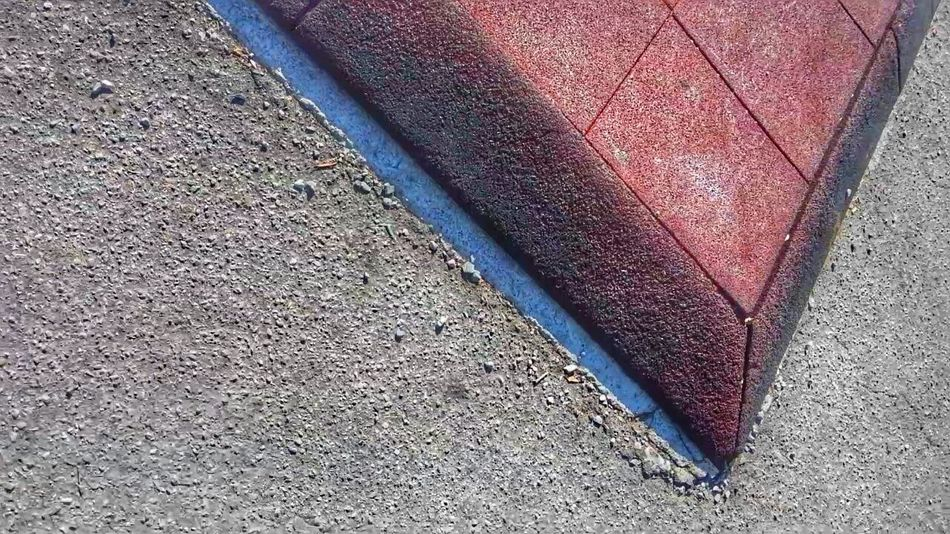 Antitrauma Floor Detail Materials Kinderspielplatz High Angle View Day Textured  Close-up No People Full Frame Backgrounds Outdoors Smartphone Photography Android Photography