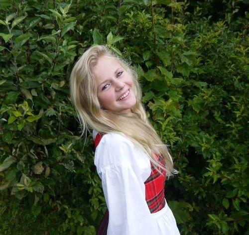 Confirmation Norway Blonde