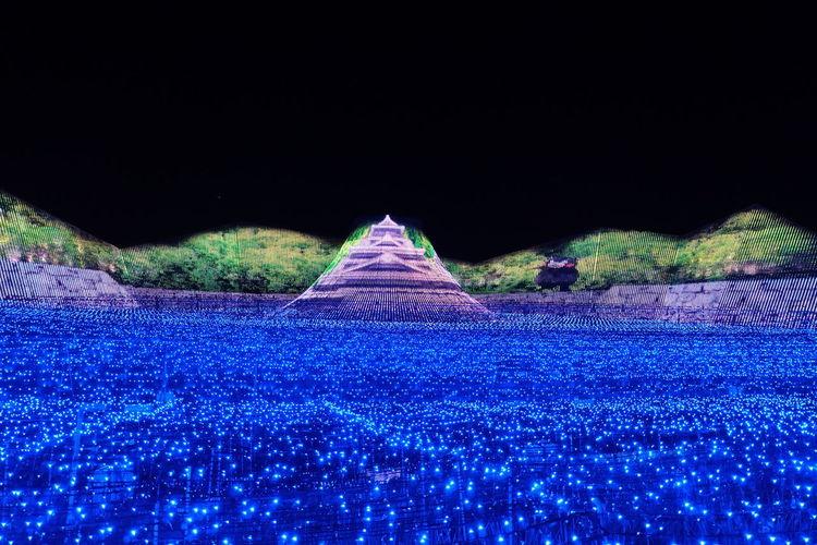 Land Blue