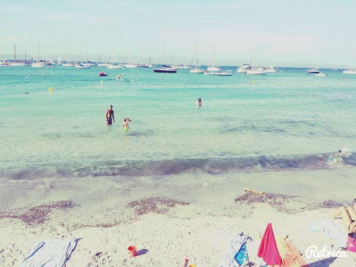 Rest Time Hi! Sea Side