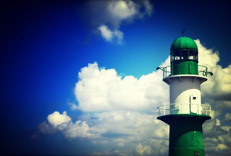 Old lighthouse Lighthouse The Explorer - 2014 EyeEm Awards Green Soaking Up The Sun