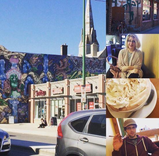 Downtown shots at Osborne village 🌵 Photography Downtown Canada Winnipeg