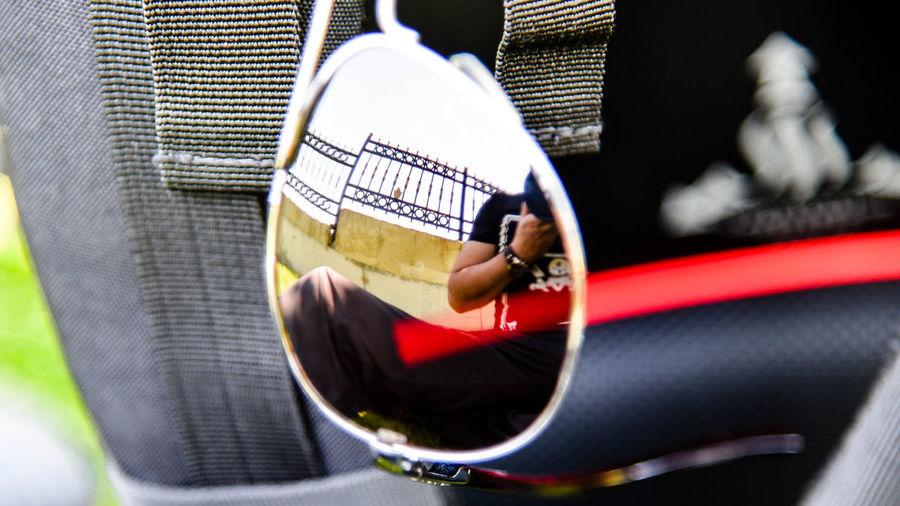 Close up of car