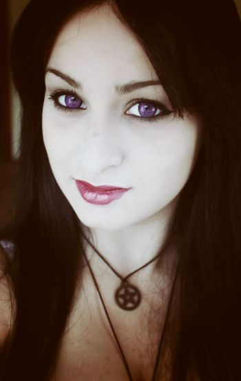 My Purple Linsen :) Check This Out Girl