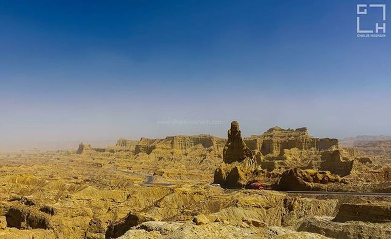 Buzzi Top, Balochistan Kundmalir Gawadar Balochistan Pakistan Ghalibhasnain Ghalibhasnainphotography Blacknwhite Pakistan Beautifulpakistan Dawndotcom