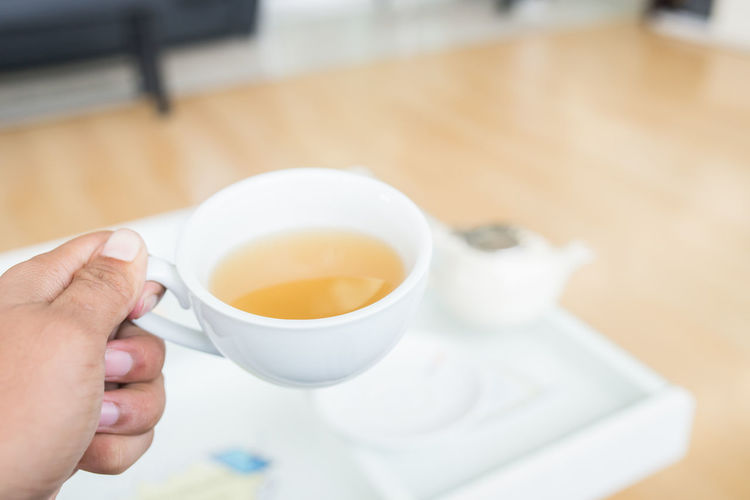 Cup Human Hand