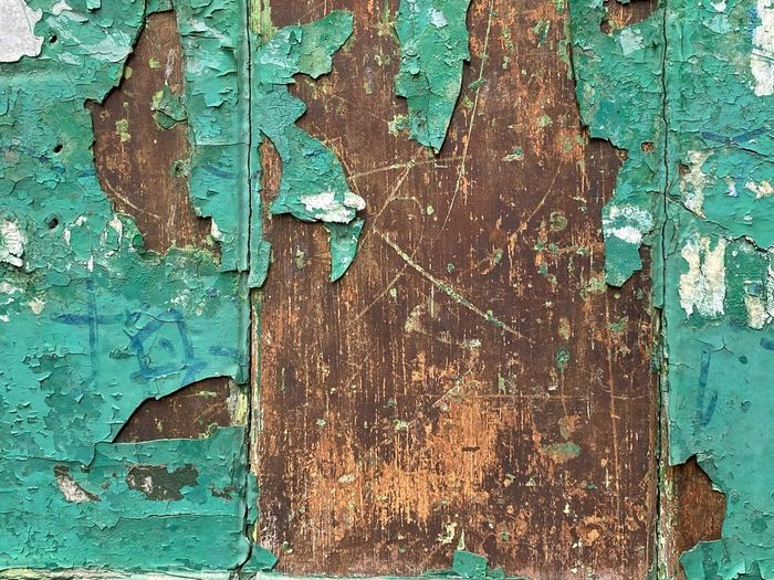 Full frame shot of old weathered wood