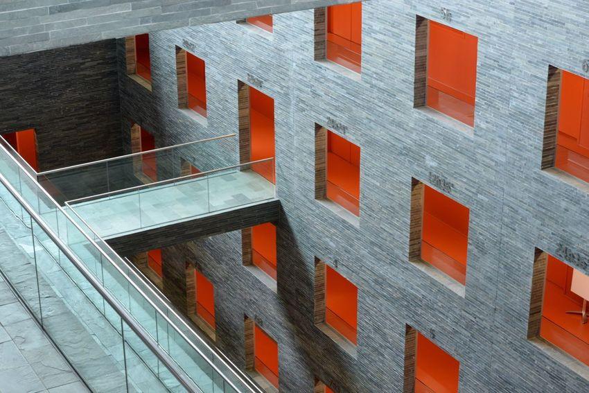 Beeld En Geluid Urban Geometry Building Buildings Geometry Tjakovanderlinde Nikon Bestoftheday EyeEm Gallery EyeEmBestPics EyeEm Masterclass