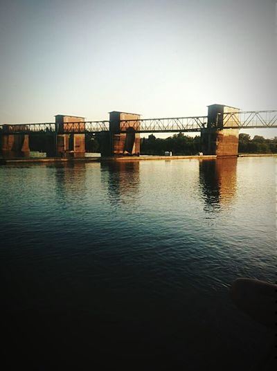 River Evening