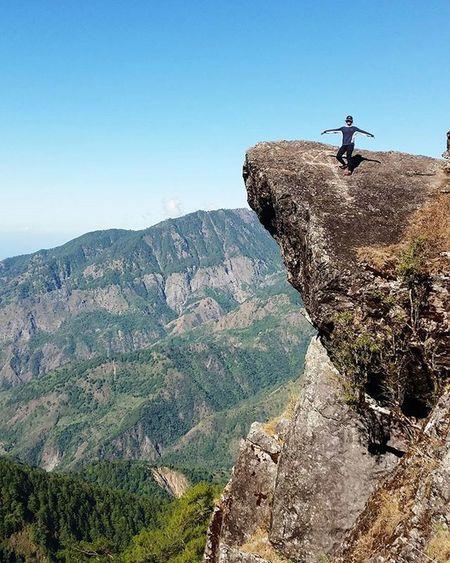 Mind over fear! Mtulap Phmountains Mountaineering Trekking Traverse BBG Itogon 👀💪👣