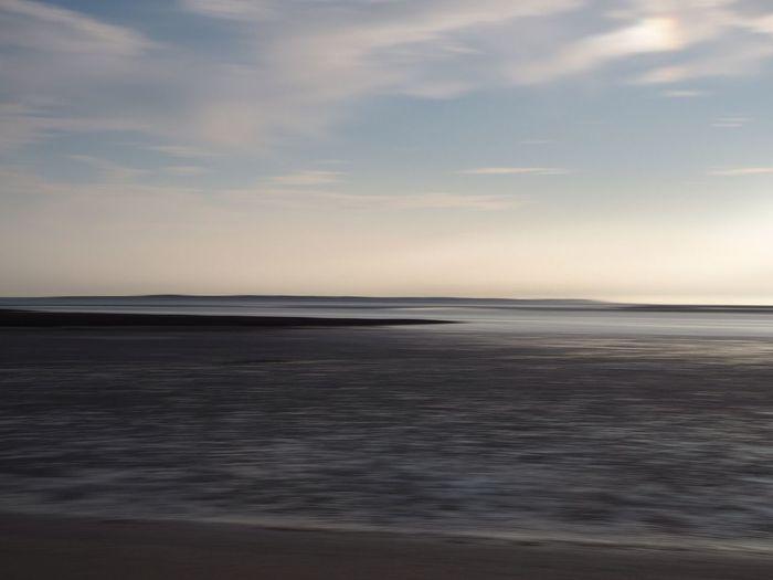 Nordsee Langzeitbelichtung Stimmung Wasser Nature Wischer Nordsee