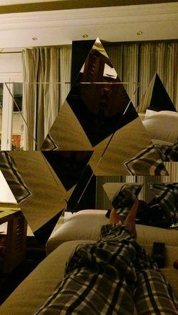 Geometric Shapes Geometric Abstraction Livingroom Hello World Evening Light Eyemphotography Beirut Lebanon MyWorld ♡ Relaxing