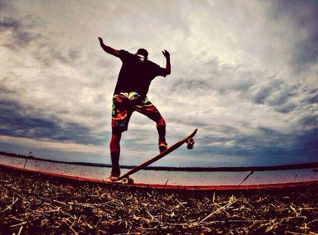 Longboard Longboarding Brasília GoPro Hero3+