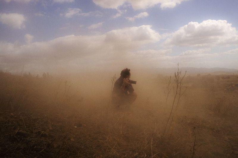 dusty dad Fog