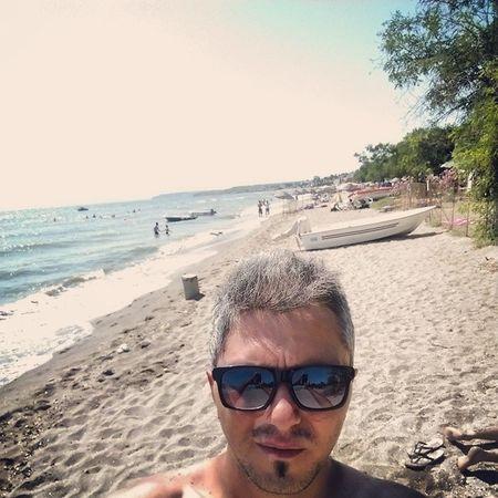 Güneş Deniz ve Kumsal... Deniz Kumsal Tatil Gunes güneşlenme camp caming silivri denizlili selimpasa selfie
