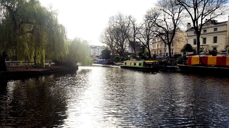 Back to London after 4 years, London on a sunny day 🌞 Little Venice London London